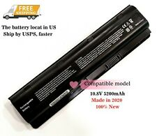 New Battery for HP MU06 CQ42 laptop 2000-425NR Notebook 593553-001 10.8V 5200mAh