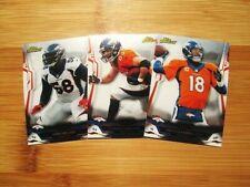 2014 Topps Finest Denver Broncos TEAM SET - Peyton Manning