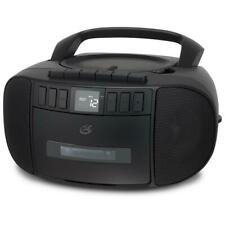 GPX Portable Stereo Boombox with AM/FM, CD, Cassette