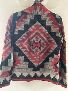 denim supply ralph lauren large southwestern sweater