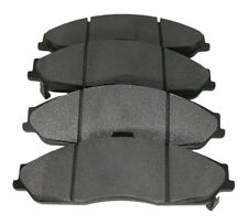 AutoSpecialty Plus 24-731-01 Brake Pads for 1997-2013 Corvette or 2004-2009 XLR