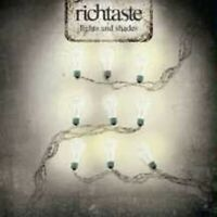 """RICHTASTE """"LIGHTS AND SHADES"""" CD NEW"""