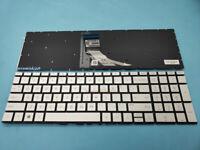 For HP 15-da0032nr 15-da0034nr 15-da0043nr 15-da0046nr English Keyboard Backlit
