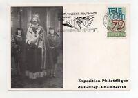 1er día - St Vincent giratorio 26 enero 1980 - Gevrey Chambertin (J2293)