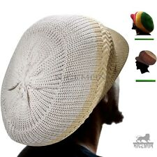 Jamaica Rastafarian Hats Dreads Cap Hat Dreadlock Ravelry Reggae Rasta Hat M/L