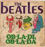 BEATLES ob-la-di ob-la-da / back in the ussr 45RPM orig ITALY Apple QMSP 16447