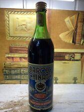 Vino Liquoroso Barolo Chinato Anni 60 1lt 16,5%