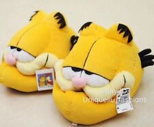 Woman Cute Cartoon Slippers Lovely Garfield Cartoon Winter Slippers Winter Gift