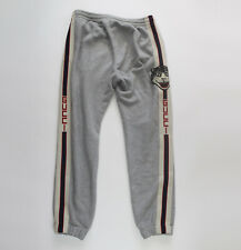 Gucci Grey Cotton Joggers Track Pants Bottoms Men's Size Small with Receipt