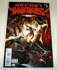 SECRET WARS # 1 Marvel Comic (July 2015)  NM    1st PRINTING.