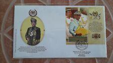 Malaysia 2019 Royal Coronation of YDP Agong XVI ~ MS-FDC