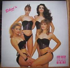 BIKINI'S/MASSIERA ITSY BITSY TEENY WEENY YELLOW.. MAXI 45T FRENCH LP TWO 1987