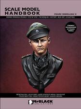 Mr Black Publications Scale Model Handbook:Figure Modelling (15) Paperback Book