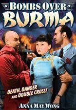 Bombs Over Burma NEW DVD