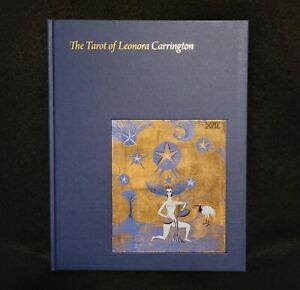 The Tarot of Leonora Carrington Hardcover (Fulgur Press, 2020)