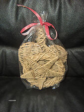 Large Munchy Variety Vine Chew Toy For Rabbits ,Guinea Pigs .