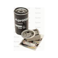 Spin-on Oil Filter w/ Filter Head Kit Fits Massey Ferguson MF, 3 cyl Perkins