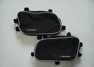 Honda AFRICA TWIN 750 Bags storage luggage panniers fits FIVE STARS crash bars