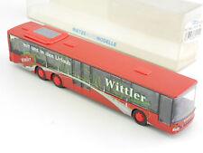 Rietze 62414 Setra S 319 NF Reisebus Omnibusbetrieb Wittler OVP 1605-10-63