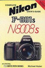 Nikon F-801s: Nikon N8008s in U.S.A.