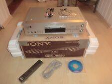 Sony mds-jb980 high-end REGISTRATORE MINIDISC, ovp&neu, NetMD, MDLP, 2j. GARANZIA