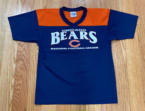 Vintage Chicago Bears Majestic Shirt Jersey Youth Size Large NWT NOS