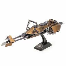 Metal Earth Star Wars 3D Laser Cut Steel Model Kit Speeder Bike