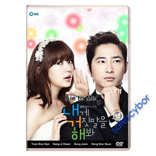 """BUY 5 GET 1 FREE""  Lie to Me Korean Drama (4 DVD) Excellent English & Quality."