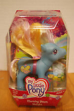 G3 MLP My Little Pony Crystal Princess Easter Dress Up Morning Dawn Delight MIB