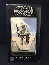 Gentle Giant Boba Fett Statue 2540/6500 Limited Edition
