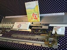 Brother Kr260 Ribber for chunky knitting machine complete shipping worldwide
