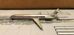 American Airlines MD-80 N574AA GeminiJets 1:400 Model Plane