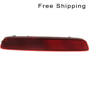 Rear LH Side Bumper Reflector Fits Chevrolet Trax GMC Terrain GM1184109
