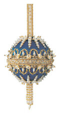 The Cracker Box  Inc Christmas Ornament Kit Golden Oldie Your Majesty