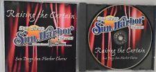 San Diego Sun Harbor Chorus Barbershop Music CD Raising the Curtain 1999 14 Song