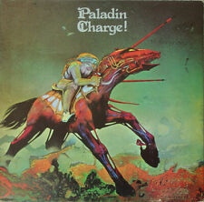 """Hard Prog-Rock/Psych PALADIN """"Charge!"""" LP 1972 BRONZE Original U.K. VG++"""
