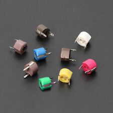 45 Pcs 9 Values Trimmer Capacitor Kits Assorted Adjustable Variable Capacitors