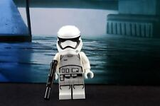 Lego Mini Figure Star Wars First Order Stormtrooper from Set 75139