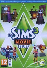 Sims 3 Movie Stuff (PC and MAC Game) your Sims are ready for their close-ups!