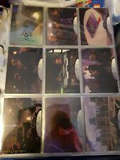 Babylon 5 1998 Series 5 - 81 Card Base Set