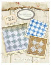 Quilt Pattern ~ FARMHOUSE COLLECTION - SQUARE DANCE ~ by Acorn Quilt & Gift Co.