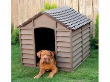 Starplast  KSP50701 Cuccia per Cani in PVC 78 x 80 cm - Marrone