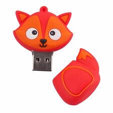 16Go USB 2.0 Clé USB Clef Mémoire Flash Data Stockage / Renard Fox