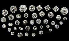 mixed lot diamonds 2.18ct natural loose diamonds