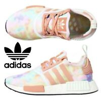 Adidas Originals NMD_R1 Women's Sneakers Casual Shoes Running Tie Dye