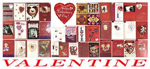Valentine's Day Card Boyfriend Girlfriend Wife Husband Fiancee Greeting Cards