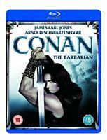 Conan The Barbarian [Blu-ray] [1982] [DVD][Region 2]
