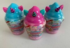 Smooshy Mushy Surprise UNICORN SHAKES  Series 3 - Lot of 3 New & Sealed!