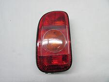 2011 MINI COOPER TAIL LIGHT REAR LEFT DRIVER SIDE OEM 11 12 13 14