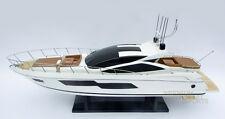 Sunseeker Predator 80 Handcrafted Display Model Yacht